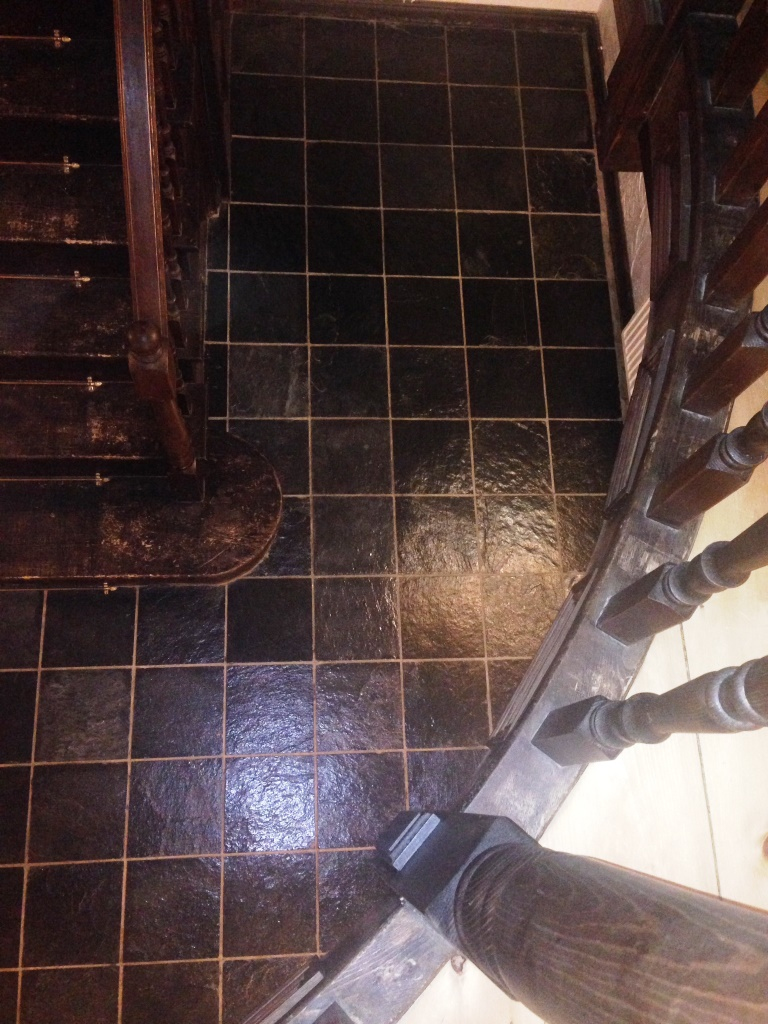 how to get tile floors really clean