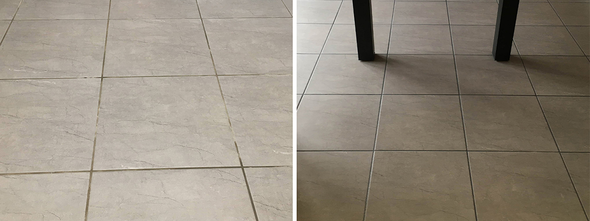 Renovating Patchy Grout in Shrewsbury